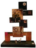 Reminiscência Cinética :: Atelier Yone Di Alerigi ® Arte Projetos