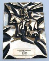 Placa Ex Libris :: Atelier Yone Di Alerigi ® Arte Projetos
