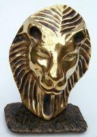 Leão de Ouro :: Atelier Yone Di Alerigi ® Arte Projetos