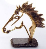 Troféu Jockey Club São Paulo :: Atelier Yone Di Alerigi ® Arte Projetos